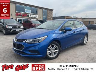Used 2018 Chevrolet Cruze LT Turbo | Remote Start | B/Up Cam | Bluetooth | P for sale in St Catharines, ON