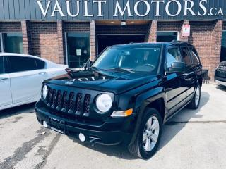 Used 2015 Jeep Patriot 4WD 4DR for sale in Brampton, ON