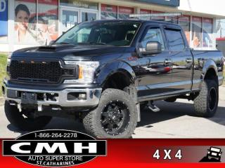 Used 2019 Ford F-150 XLT  5.0L V8 CAM TOW LIFT PREM-TIRES 20-AL for sale in St. Catharines, ON