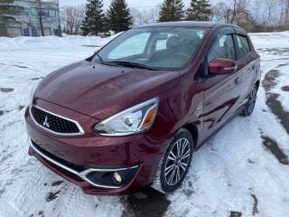 Used 2018 Mitsubishi Mirage GT for sale in Ottawa, ON