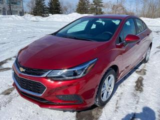 Used 2017 Chevrolet Cruze LT AUTO for sale in Ottawa, ON