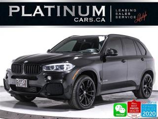 Used 2017 BMW X5 xDrive35d DIESEL, 7 PASS, M-SPORT, NAV, PANO, PREM for sale in Toronto, ON