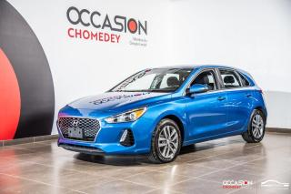 Used 2018 Hyundai Elantra GT GL+VOLANT/SIEGES CHAUFFANTS+CAMERAL DE RECUL for sale in Laval, QC