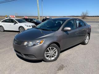 Used 2012 Kia Forte Ex automatique air climatisÉ!!! for sale in Carignan, QC