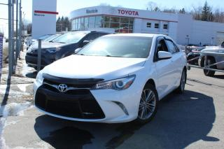 Used 2016 Toyota Camry Berline 4 portes, 4 cyl. en ligne, boîte for sale in Shawinigan, QC