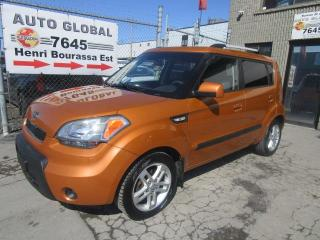 Used 2010 Kia Soul Familiale manuelle 5 portes 2u for sale in Montréal, QC