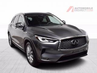 Used 2019 Infiniti QX50 ESSENTIAL AWD CUIR TOIT PANO MAGS GPS for sale in St-Hubert, QC