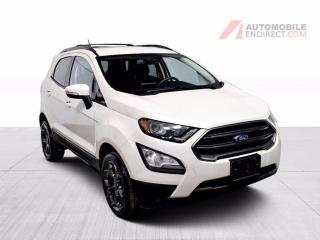 Used 2018 Ford EcoSport SES SEMI-CUIR GPS TOIT OUVRANT MAGS AIR CLIMATISÉ for sale in St-Hubert, QC