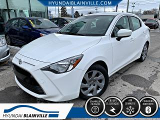 Used 2016 Toyota Yaris SE BLUETOOTH, BANC CHAUF, A/C+ for sale in Blainville, QC