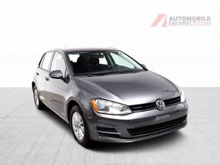 Used 2016 Volkswagen Golf Trendline A/C Mags Caméra Sièges Chauffants for sale in St-Hubert, QC