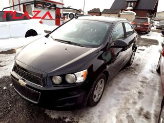 Used 2012 Chevrolet Sonic 4dr Sdn LS for sale in Beauport, QC