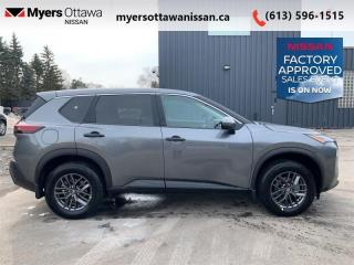 Used 2021 Nissan Rogue S  - Heated Seats -  Android Auto for sale in Ottawa, ON