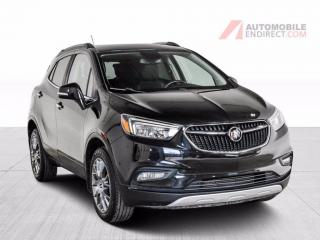 Used 2017 Buick Encore Sport Touring A/C Mags Demi-cuir Toit Caméra for sale in St-Hubert, QC