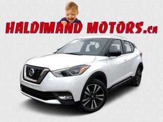 Used 2019 Nissan Kicks SR 2WD for sale in Cayuga, ON