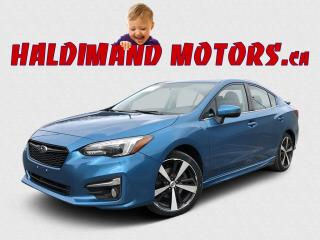 Used 2017 Subaru Impreza SPORT LIMITED AWD for sale in Cayuga, ON
