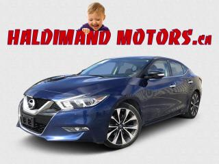 Used 2016 Nissan Maxima SR for sale in Cayuga, ON