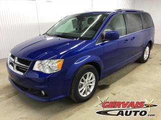 Used 2019 Dodge Grand Caravan SXT Premium Plus Mags Caméra Cuir/tissus *7 Passagers Stow N Go* for sale in Shawinigan, QC