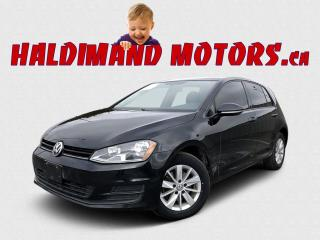 Used 2016 Volkswagen Golf TSI for sale in Cayuga, ON