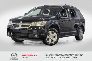 Used 2010 Dodge Journey SXT 7 Passagers Sieges Chauffants Bluetooth 2010 Dodge Journey SXT for sale in Lachine, QC