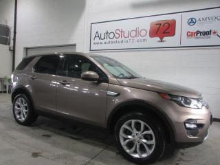 Used 2015 Land Rover Discovery Sport SPORT HSE SI4 **AWD**TOIT PANO**NAVI** for sale in Mirabel, QC