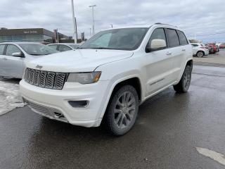 Used 2018 Jeep Grand Cherokee * 4X4 *ALTITUDE IV  * CUIR * TOIT OUVRANT * GPS * for sale in Mirabel, QC