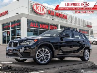 Used 2015 BMW X1 AWD 4dr xDrive28i | CLEAN CARFAX | PANO ROOF | for sale in Oakville, ON
