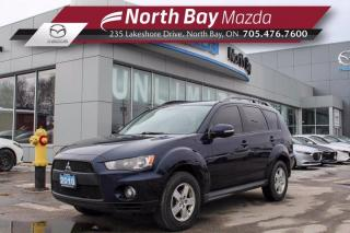 Used 2010 Mitsubishi Outlander LS AWD AS IS - 3rd Row Seating - Bluetooth for sale in North Bay, ON