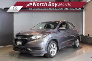 Used 2016 Honda HR-V LX AWD - Eco Mode - Heated Seats - Bluetooth for sale in North Bay, ON