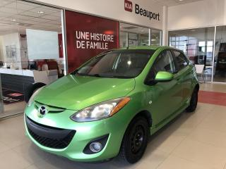 Used 2011 Mazda MAZDA2 GX  manuelle 5 portes for sale in Beauport, QC