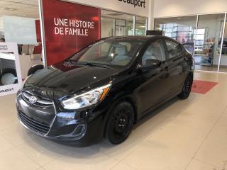 Used 2016 Hyundai Accent Berline 4 portes, boîte automatique, LE for sale in Beauport, QC