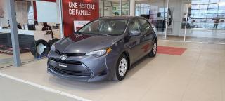 Used 2017 Toyota Corolla CE berline for sale in Beauport, QC
