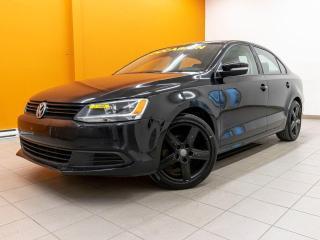 Used 2014 Volkswagen Jetta CLIMATISEUR *SIÈGES CHAUFFANTS* for sale in Mirabel, QC