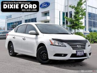 Used 2015 Nissan Sentra SR for sale in Mississauga, ON