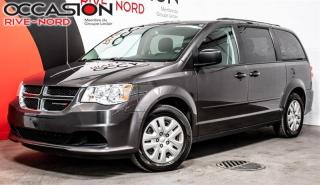 Used 2017 Dodge Grand Caravan SXT STOW.N.GO BLUETOOTH for sale in Boisbriand, QC