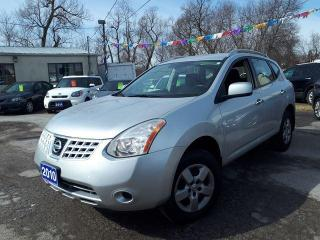 Used 2010 Nissan Rogue Certified for sale in Oshawa, ON