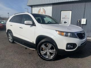 Used 2013 Kia Sorento ***EX-LUX,CUIR,TOIT PANO,AWD,NAVIGATION* for sale in Longueuil, QC