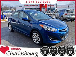 Used 2013 Hyundai Elantra GT GL ***44 476 KM***UN PROPRIÉTAIRE*** for sale in Charlesbourg, QC