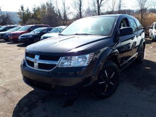 Used 2010 Dodge Journey SE for sale in Pickering, ON