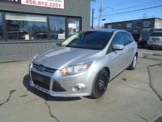 Used 2012 Ford Focus SE**USB**A/C**BAS KILOMETRAGE**WOW** for sale in St-Hubert, QC