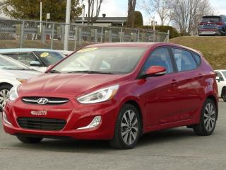 Used 2016 Hyundai Accent GLS toit ouvrant for sale in St-Georges, QC