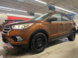 Used 2017 Ford Escape *SE*BLUETOOTH*SIÈGE CHAUFF*CAMERA* for sale in Québec, QC