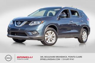 Used 2016 Nissan Rogue SV AWD TECH PKG NAVIGATION / AWD / TOIT PANORAMIQUE / CAMERA 360 for sale in Montréal, QC