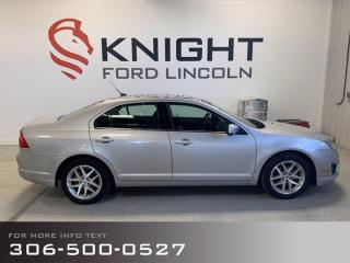 Used 2010 Ford Fusion SEL, Nice Sedan! for sale in Moose Jaw, SK