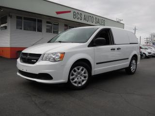 Used 2015 RAM Cargo Van for sale in Vancouver, BC