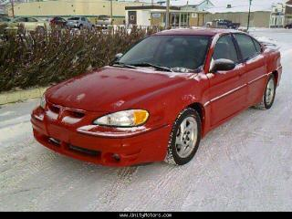 Used 2004 Pontiac Grand Am GT for sale in Unity, SK
