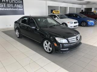 Used 2011 Mercedes-Benz C-Class C 250 4MATIC AUTO TOIT CUIR MAGS SIÈGES for sale in Dorval, QC