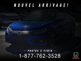 Used 2017 Honda Civic EX-T + COUPE + AUTO + TOIT + MAGS + WOW! for sale in St-Basile-le-Grand, QC
