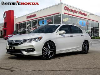 Used 2017 Honda Accord Sport Sport for sale in Guelph, ON
