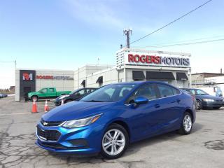 Used 2017 Chevrolet Cruze 2.99% Financing - LT TURBO - SUNROOF - REVERSE CAM for sale in Oakville, ON