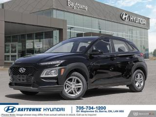 New 2021 Hyundai KONA 2.0L AWD Essential for sale in Barrie, ON